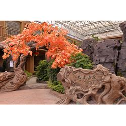 张掖园林景观-为您推荐甘肃荣佳艺术景观工程品质好的园林景观图片