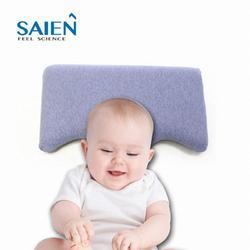 賽恩兒童安睡枕天鵝絨嬰兒孩童枕 慢回彈記憶枕定制圖片