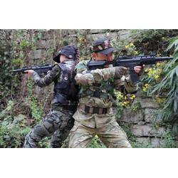 真人野战CS装备生产厂家-什么样的西安真人CS装备耐用图片
