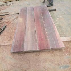 红铁木市场 利比里亚红铁木腐木木条方厂家图片