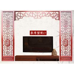 浙江隔断背景墙厂家-永胜木雕划算的隔断背景墙供应
