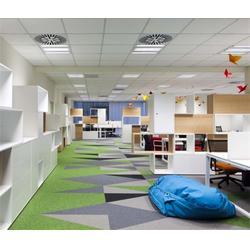 天津办公室装修-创想空间-天津办公室装修设计图片