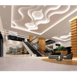 天津办公室装修设计-创想空间(在线咨询)天津办公室装修图片