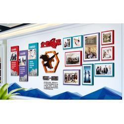 天津企业展示墙-创想空间文化传播-企业展示墙设计公司图片
