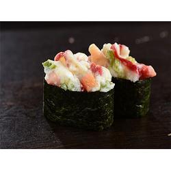 烟台小本投资项目加盟-可靠的烟台寿司外卖长田餐饮提供图片