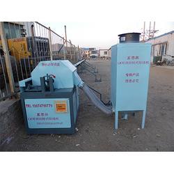 重庆螺纹钢除锈机-供应内蒙古厂家直销的螺纹钢除锈机图片