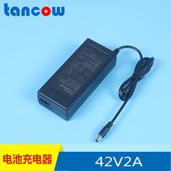 美规42V2A电源适配器UL认证平衡车自行车42V电池充电器图片