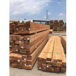 鐵杉建筑木方經銷商-廣西欽州匯森木業-江蘇鐵杉建筑木方圖片