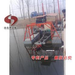河湖清淤船 库区清淤船 城市河道清淤船图片