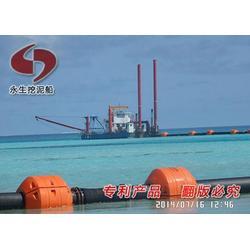斗輪挖泥船 全液壓挖泥船廠家圖片