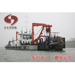 高品質挖泥船 庫區清淤挖泥船 底泥處理挖泥船圖片