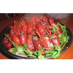 麻辣小龙虾吃了还想吃独一无二的小龙虾加盟一次狂赚一生图片