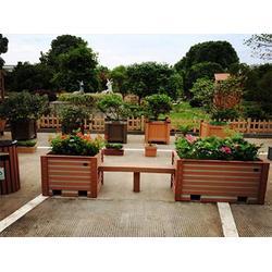 公园花箱,道路隔离带花箱,花箱厂家图片