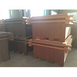 塑木花箱,木塑花箱,木塑花箱厂家图片