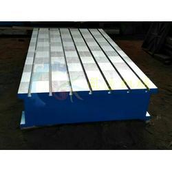 铸铁焊接平台 焊接工作台 焊接平台厂图片