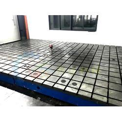 铸铁装焊平台 装配平台 装配工作台 装配平台厂图片