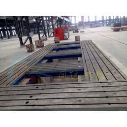 重型铸铁平台 重型平台 铸铁平台厂图片