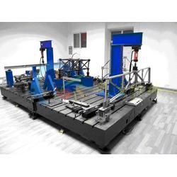 力学结构试验平台-力试验台 试验工作台图片