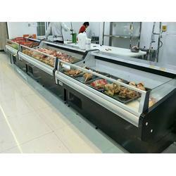 安康商超风幕柜厂哪个好-哪里能买到物超所值的安康冷冻柜