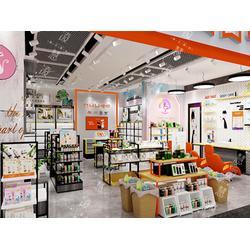 伊春展示柜生产厂家-购买喵吧 展示柜首要选择上海凌慧展示策划图片