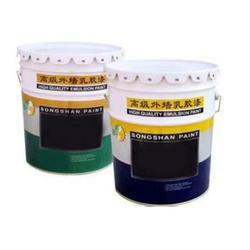 外墙乳胶漆厂家-兰州哪有供应优惠的外墙乳胶漆图片