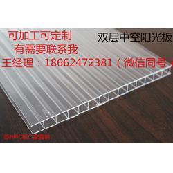 江浙沪10mm拜耳阳光板,耐力板停车棚规格厚度 PC板安装配件图片