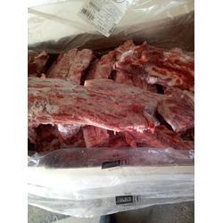 冷冻猪脊骨-青岛哪里有实惠的冷冻猪骨供应图片