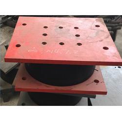 钢盆式橡胶支座报价-盆式橡胶支座厂家供应图片