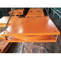 钢连廊球滑动支座 800kn单向滑动球型支座(网架支座)图片