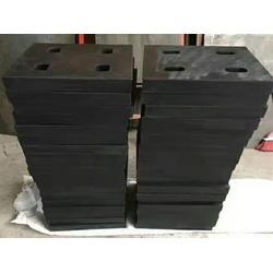 350×350×74钢结构橡胶垫 网架支座厂家图片