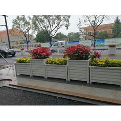 福建道路隔离花箱哪家好-供应九江新品花箱护栏图片