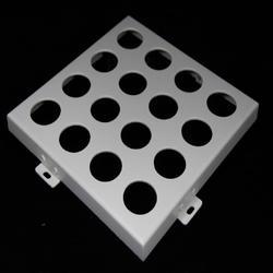 河北铝单板-河南库丽装饰材料出售的铝单板怎么样图片