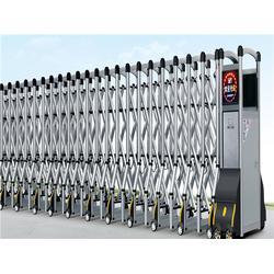 北辰区伸缩门厂家知名企业,各种电动门图片