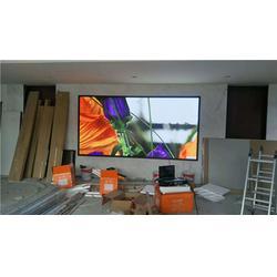 社区宣传LED屏定制-双色LED屏可靠厂家-豪盛光电图片