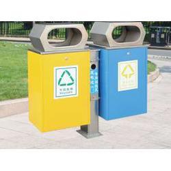 分类垃圾桶厂家-辽宁哪里有品质好的分类垃圾桶出售图片