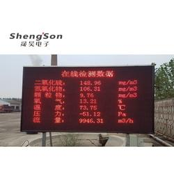 新疆环境监测系统-专业环境在线实时监测系统供应商当属晟昊电子图片