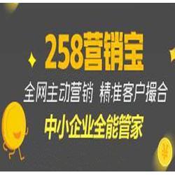 258营销宝-聊城有口碑的258营销宝服务商图片