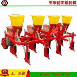 厂家直销 多用途精播机 大豆 玉米高效精准播种机玉米播种机图片