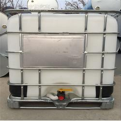1000L吨桶,集装桶,镀锌外框大方桶,厂家直销二手吨桶,低,质量好图片