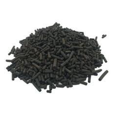 4.0mm空氣凈化用煤質柱狀活性炭,污水處理用活性炭圖片
