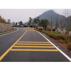 道路划线施工公司-郑州口碑好的道路划线供应商图片