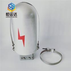 耐腐蚀光缆接头盒 铝合金接头盒规格图片