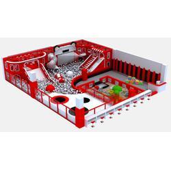 兒童淘氣堡廠家,室內游樂園,高盛游樂設備生產廠家圖片