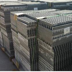 曼吉科玻璃钢-专业污水处理专用玻璃钢格栅供应商图片