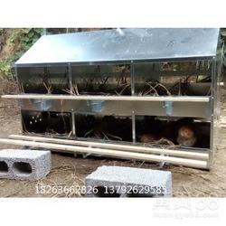 种鸡蛋箱 平养鸡用产蛋箱 多穴鸡下蛋窝图片