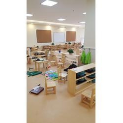 幼儿园学生木制家具表,厂家直销图片