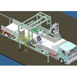 袋料机器人装车机 装车机械手生产厂家图片