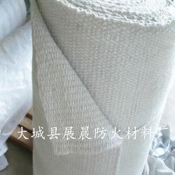 生产陶瓷纤维防火布 陶瓷纤维布厂家图片