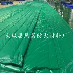 生产大棚保温被 防火防雨保温被 绿色保温被图片