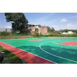 篮球场施工建设及篮球场工程建设厂家